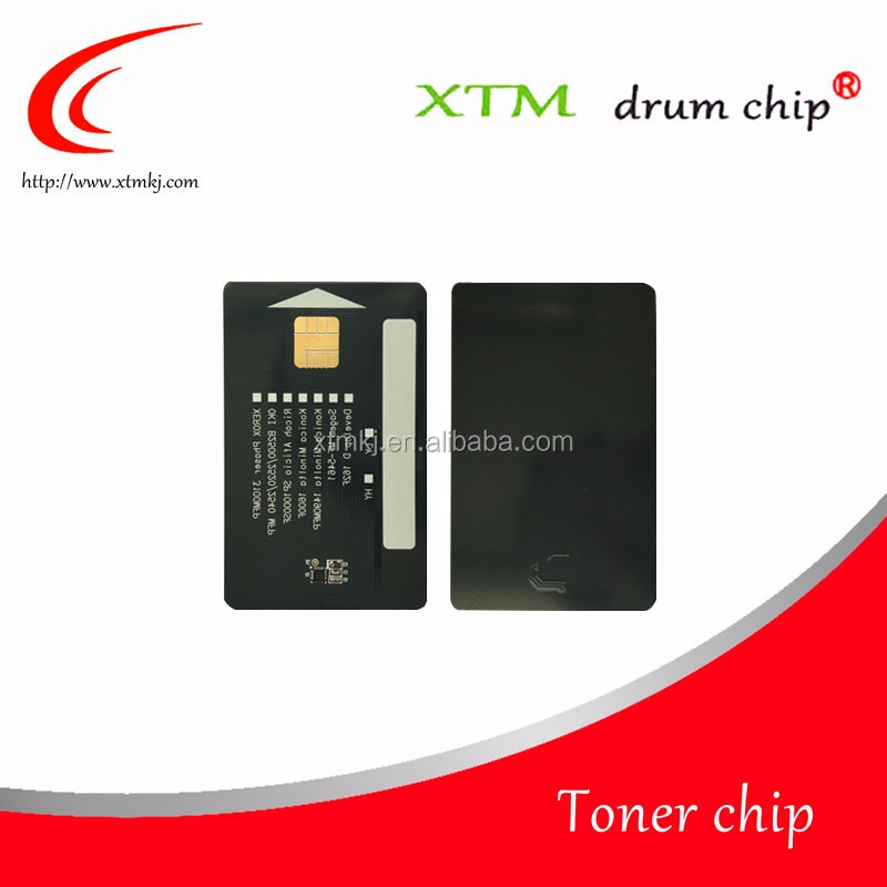 Compatible chips 106R01379 CWAA0758 for Xerox Phaser 3100 toner reset card chip