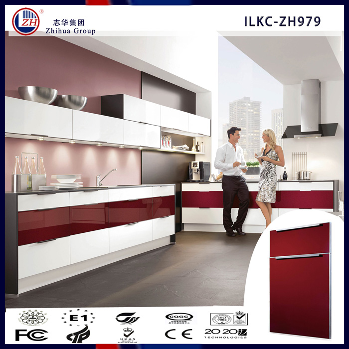 High gloss kitchen cabinets ready made kitchen cabinets for Ready made kitchen units