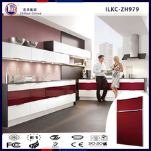 High gloss kitchen cabinets,ready made kitchen cabinets China