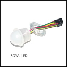 decoration 12v 26mm rgb amusement light led pixel lights ucs1903 ws2811