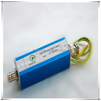 Coaxial Video Surge Protector Protection Device Thunder Lightning Arrester SPD For DVR CCTV System