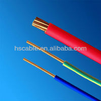 Copper Electric Cable Wire TW THW 12 AWG