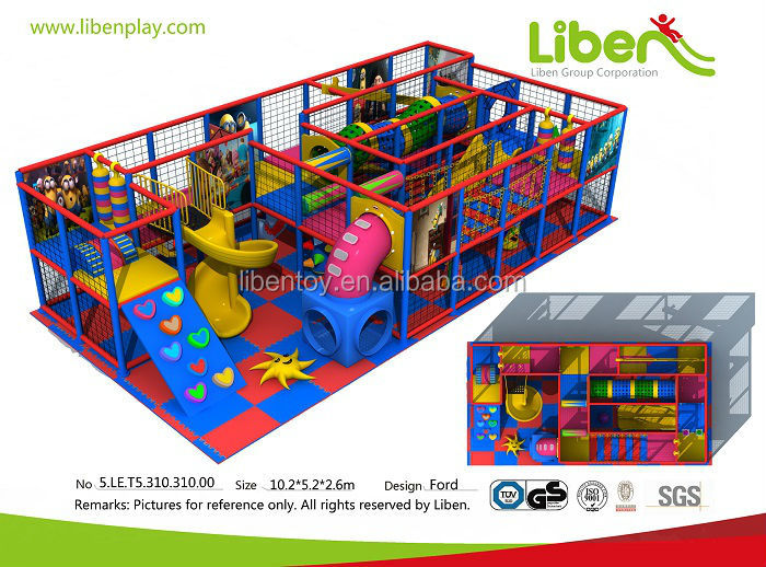 juego suave interior parque infantil para nios estructura del centro venta