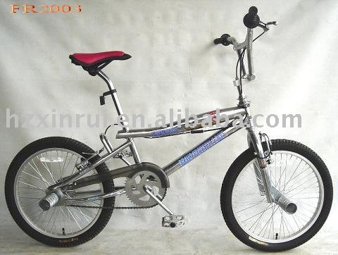 cheap 20'' custom bmx freestyle bike provided by Chinese factory