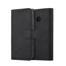 Book Folio Magnetic 3 Card Holder Wallet Flip Cover For Xiaomi Redmi 4X Leather Case