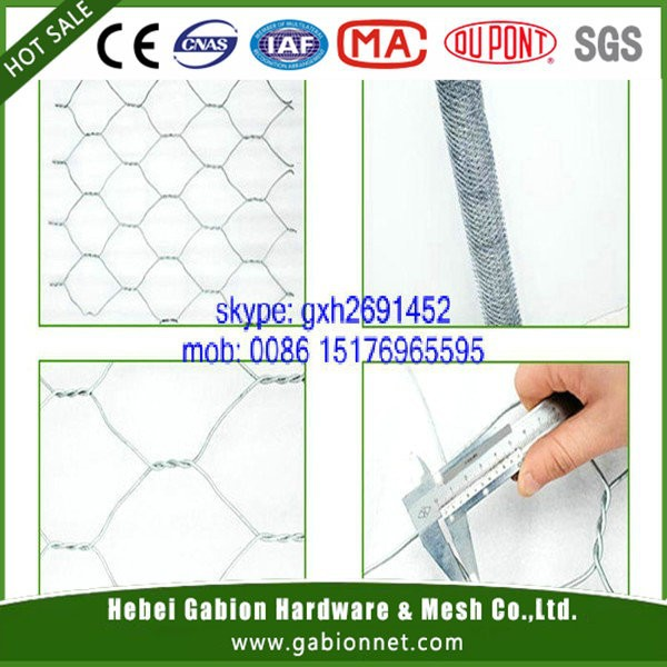 "Poultry Wire Fence/ Hexagonal Wire Netting/22 gauge, 1/2"" Chicken Wire"