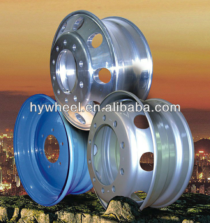 steel wheel spoke for truck used for VOLVO sime truck wheel and passenger bus wheel parts