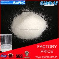Special Anionic Polyacrylamide PAM Flocculant for electroplating wastewater