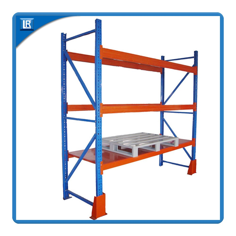 Garage used commercial warehouse steel shelving unit