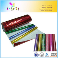 colored pvc self-adhesive sheet for book cover