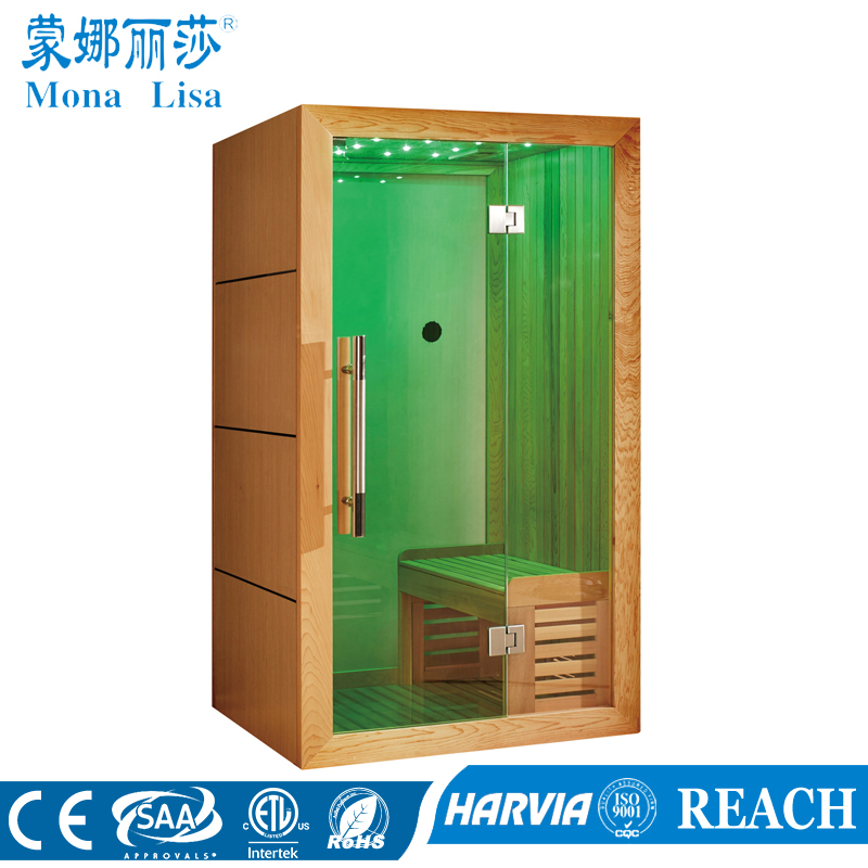 Home Size Indoor Factory Price Far Infrared Sauna Cabin (I-008)