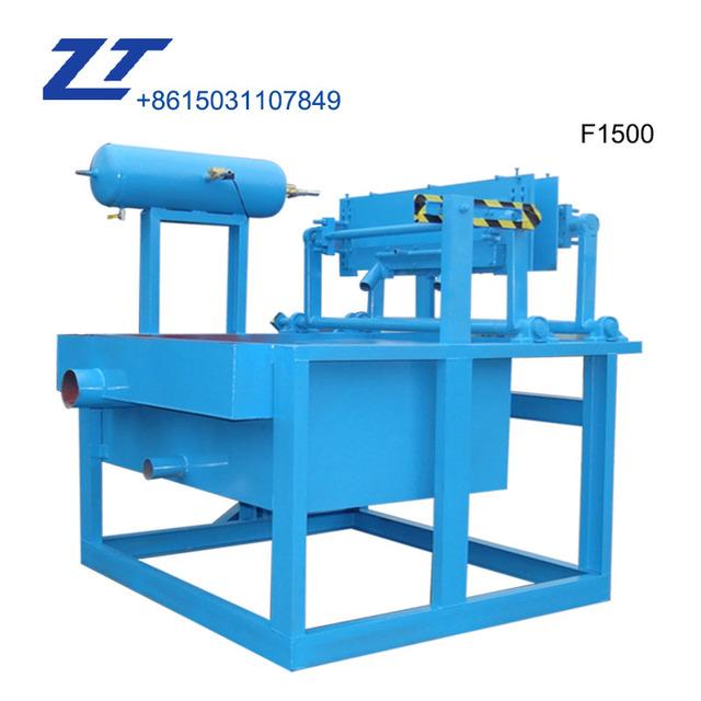 Hot sale in India paper pulp machine shoe strecher machine shoe tree machine