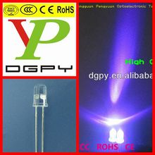 365-370nm UV LED Diode for Currency Detector ( CE & RoHS )