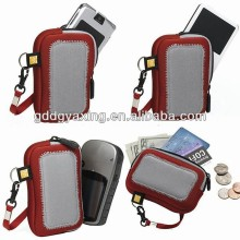 Neoprene loose money bag, Camera protect bag