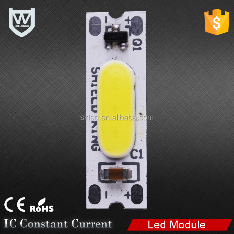 RGB led module CE/ROHS approved 12~24v COB inject modules for outdoor/indoor brighten