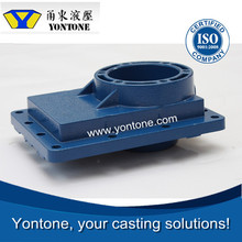 Yontone Customized ZL102 ADC12 A380 AlSi12Fe AlSi9Cu3 A390 A356 electric generator prices aluminum die casting motor covers