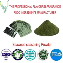 Factory direct sale ,high concentration of seaweed seasoning powder used in all products,flavoring