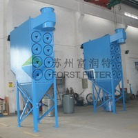 FORST Industrial Cyclone Filter Dust Collector System