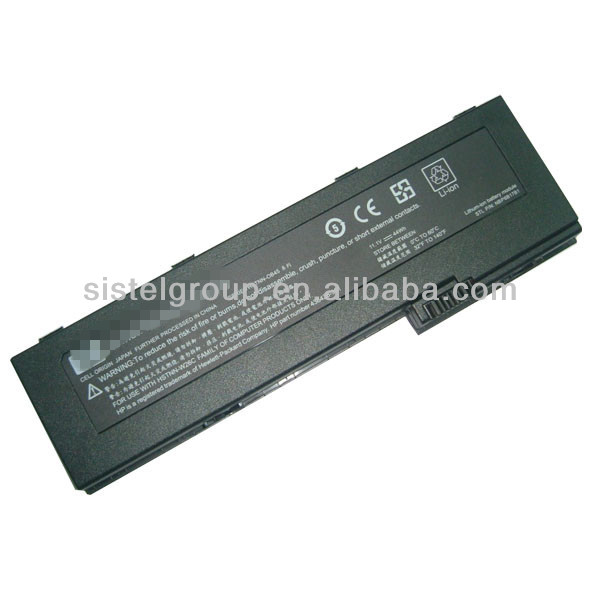 High Quality Laptop Battery for HP 2710p 2740W 2730P 11.1V 44WH