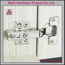 2015 Furniture handle lock slid hardware kitchen bathroom cabinet 3 dimensional chrome flush hinges
