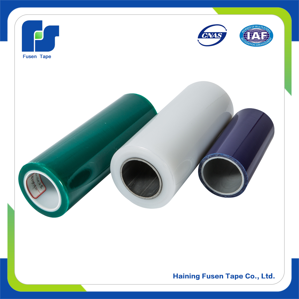 Premier quality surface PE film , clear plastic window covers film