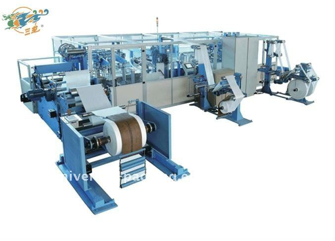 Valve cement Bags Making Machine