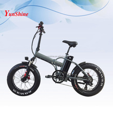 Husky, 48v 1000w mini fat electric bike, folding electro cooper bike