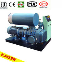 Oil free screw air blower, High performance, 35% energy save