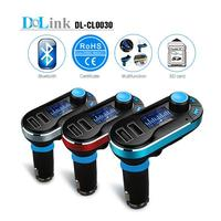 Bluetooth Wireless Car MP3 FM Transmitter Modulator Radio Adapter Handsfree Car Kit