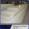 Manufacture hdpe sheet extruded plastic sheet with competitive price