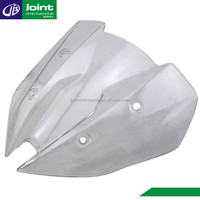 Racing Motorcycle Front Windscreen Motorcycle Windshield for Kawasaki Z250