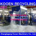 industrial small scale plastic recycling plant