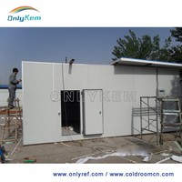 cold room polyurethane insulation panel, bitzer cold room condensing unit, cold room refrigeration unit