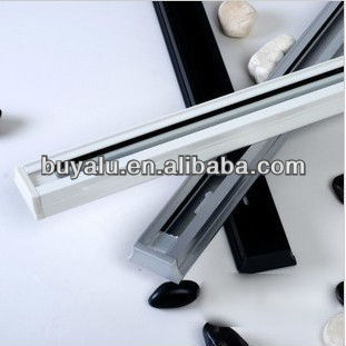 high quality aluminium rail