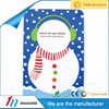China Wholesale Snowman Shape Magnetic Photo Frame