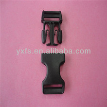 High Quality Plastic Curved Strong Side Release Buckle