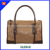 European and American Fasion Bag Style Genuine Leather Tote Bag