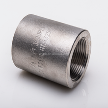 BEST QUALITY NPT/BSPP/BSPT Thread Carbon Steel Forged Full Coupling A105 class3000