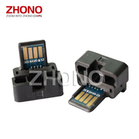 AR 020 toner chip for Sharp AR4818 toner cartridge chip