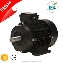 1500rmp 7.5kw 10hp three phase Y connection permanent motor magnet, ac motor