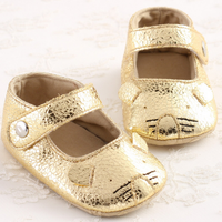 Children Shoes Kids Shoes Baby Girl New Walk Casual Infant Leather Shoes