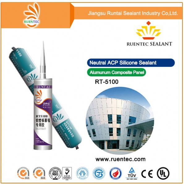 Butyl rubber fast dry silicone sealant tape for stainless steel