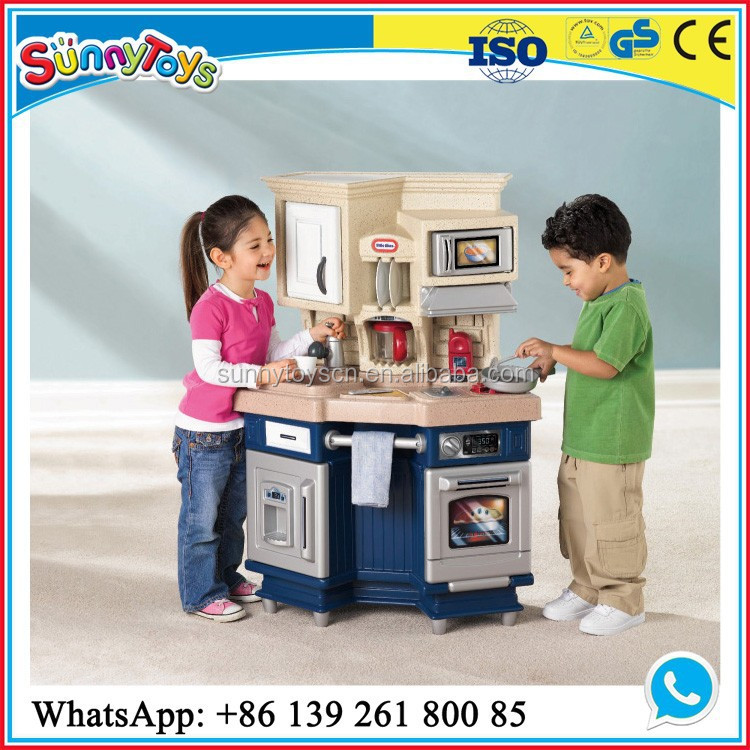 preschool pretend play set/ kids play kitchen toys/pretend play set