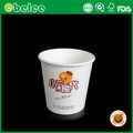 Hot drinking paper cup disposable paper juice cup tea cup