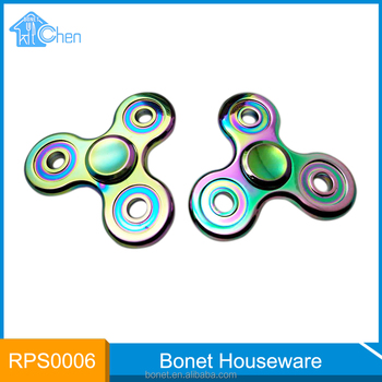 RPS0006 New item metal spinning top