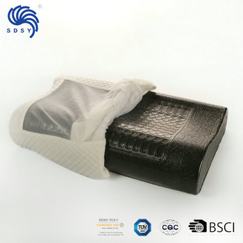 bamboo charcoal pillow with gel