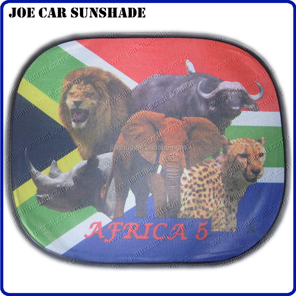 Sublimation blank car sun visor covers for printing,sublimation car sunshade