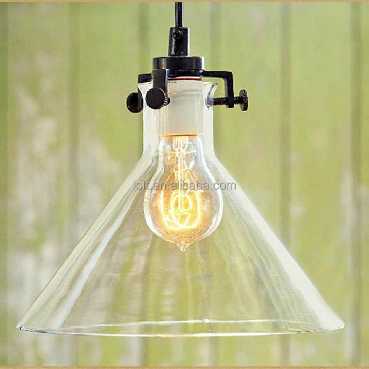 Modern home lighting decoration clear glass ball pendant lights 2015 new products decoration lighting