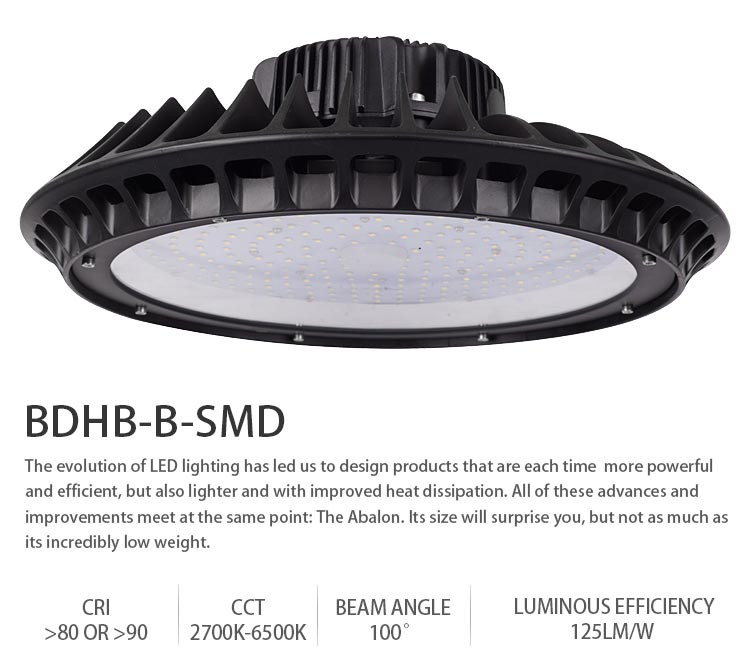 Projector Lamp Moving Head Bridgelux Led Chip Rgb High Power Ufo Led High Bay Light 150W