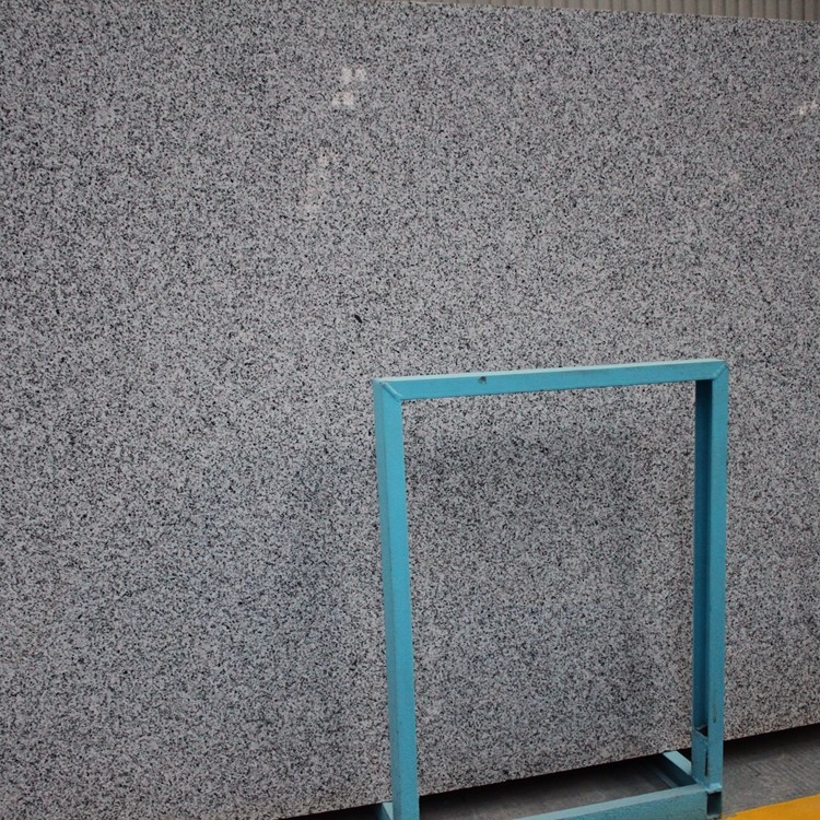 Wholesale G640 luna pearl white granite with black spots